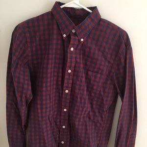 Brooks Brothers Red Fleece Button Down